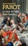 Le crime de l'hôtel Saint-Florentin, Jean-François Parot