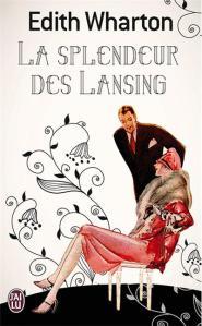 La splendeur des Lansing, Edith Wharton