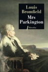 Mrs Parkington, Louis Bromfield
