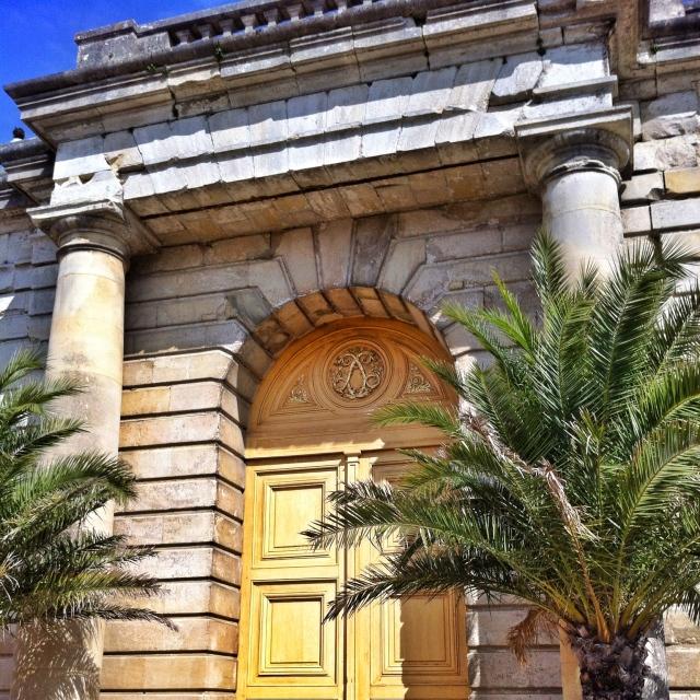 Porte de l'Orangerie