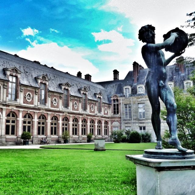 Fontainebleau, Jardin de Diane