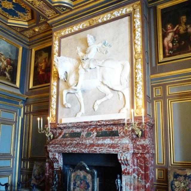 Fontainebleau, Les appartements des Souverains