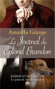 Le journal du colonel Brandon, Amanda Gange