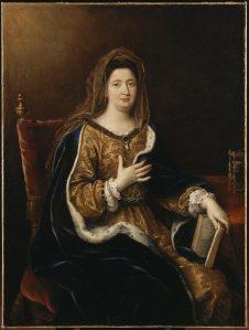 Madame de Maintenon, Mignard