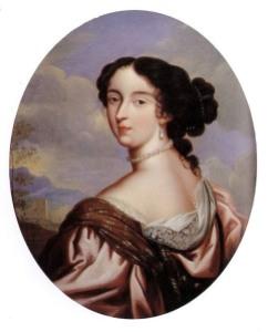 Françoise d'Aubigné, Poussin