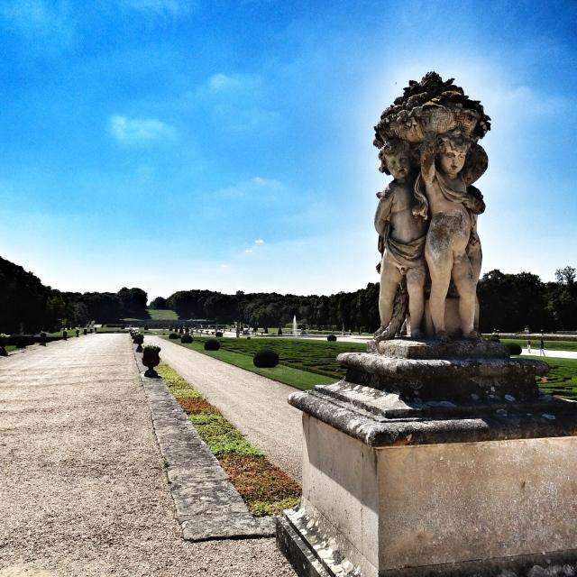Vaux-le-Vicomte, les jardins
