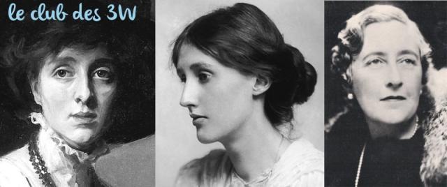 Wharton, Woolf, Sackville-West le club des 3W