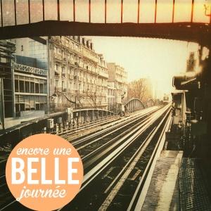 Soleil dans le métro
