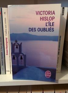 L'île des oubliés, de Victoria Hislop