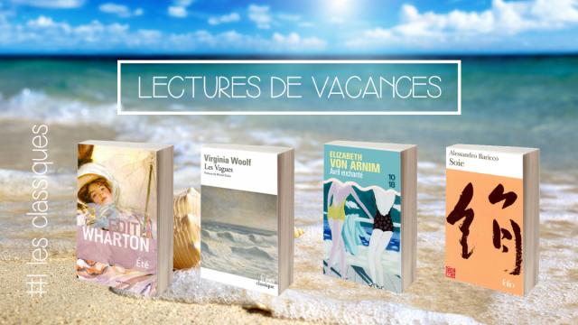 Lectures de vacances #1