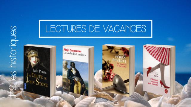 Lectures de vacances #2